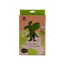 Poop Bags Waste  Bags Handle 120CT (Cherry-scented)
