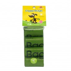 Championlife 60-Counts Dog Waste Bags Scented