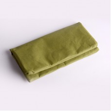 Vintage washable kraft paper long wallet