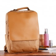 Washable Kraft Paper backpack