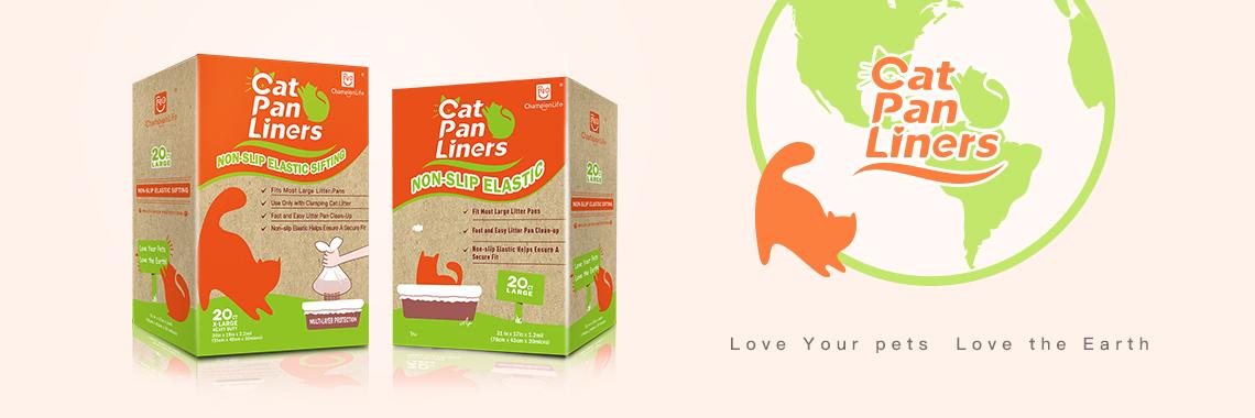 Cat Pan Liners