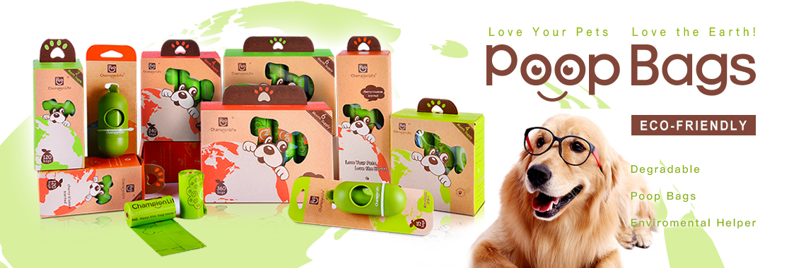 Poop Bags Pet Waste Bag